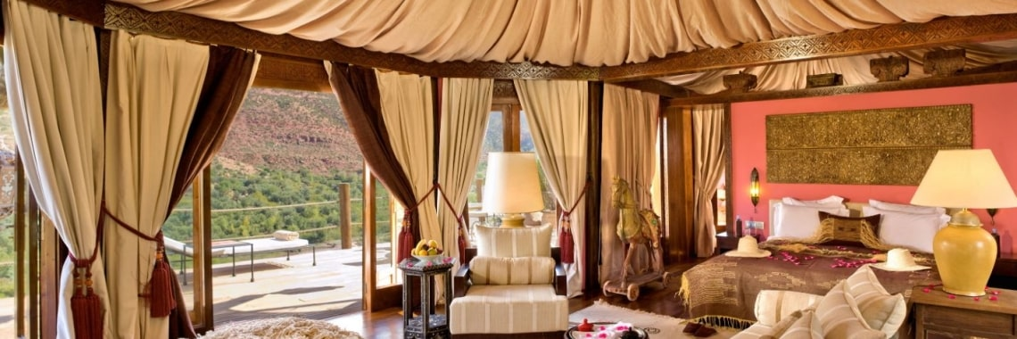 Luxury Morocco holidays